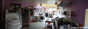 historique de la boulangerie aux 6 levains: Stitched Panorama