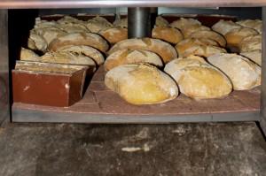 fabrication des pains bio: Fin fabrication 2