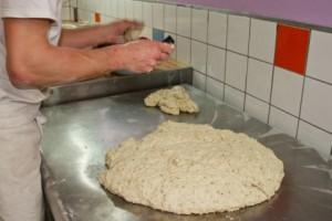 fabrication des pains bio: Passage en tête